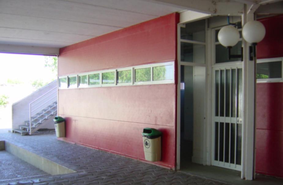 Colegio arquitecto leoz cat logo abierto de arquitectura - Colegio de arquitectos cadiz ...