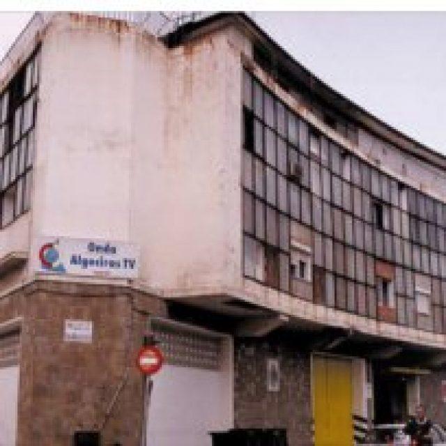 PARQUE DE BOMBEROS DE ALGECIRAS