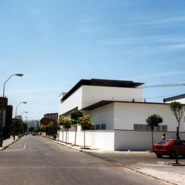 AMPLIACIÓN COLEGIO AFANAS
