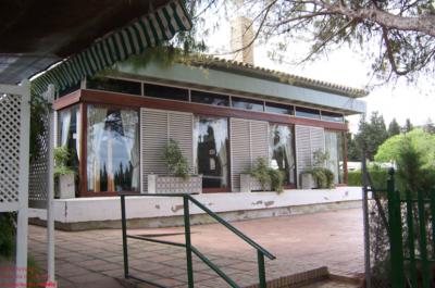 CAMPO DEPORTES NAZARET. VESTUARIOS Y RESTAURANTE