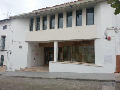 Casa de la Cultura en Nueva Carteya