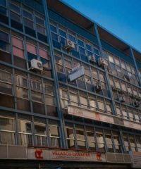 Edificio de oficinas en calle del Foro Romano, 19