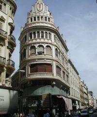 Conjunto calle Foro Romano (Cruz Conde)