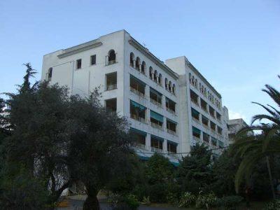 Hospital de Los Morales