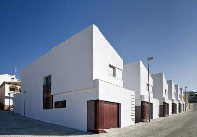 12 viviendas de Promoción Pública en Iznájar