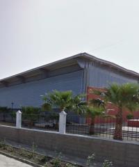 Pabellón Polideportivo en Pedro Abad