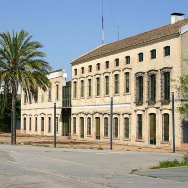 Parque de bomberos y ampliación en Montilla
