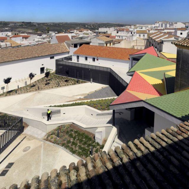 Ampliación del Ayuntamiento y Plaza Solera en Montilla