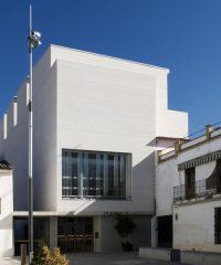 Teatro Olimpia en Villa del Rio