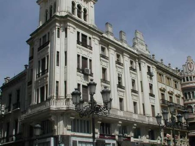 Edificio de viviendas en c/ Gondomar, nº 2, esquina Plaza de las Tendillas