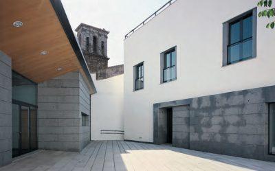 Rehabilitación y ampliación del Ayuntamiento de Belalcázar