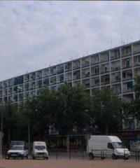 Edificio de viviendas (Colmena)