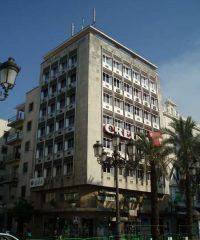 Edificio de oficinas Creusa