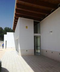Tanatorio municipal en Palenciana