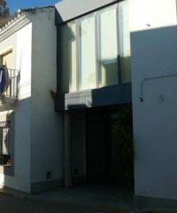 Ampliación del Ayuntamiento de Villaralto